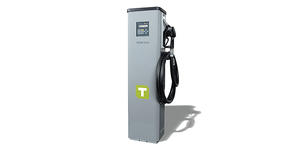 Powerful new HDM 100 eco powers up TECALEMIT's flagship range of diesel fuel dispensers