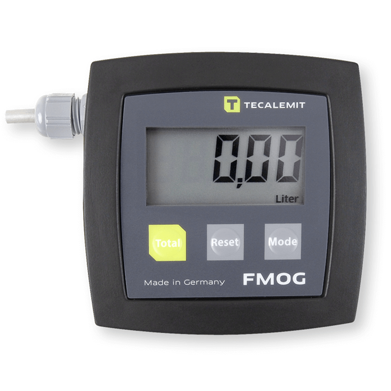 FMOG 100 Flow Meters with Digital Display