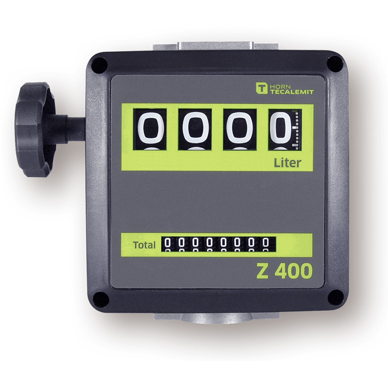 Z400 Mechanical Flow Meters