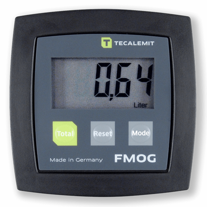 TECALEMIT UK FMOG 150 Flow Meters with Digital Display