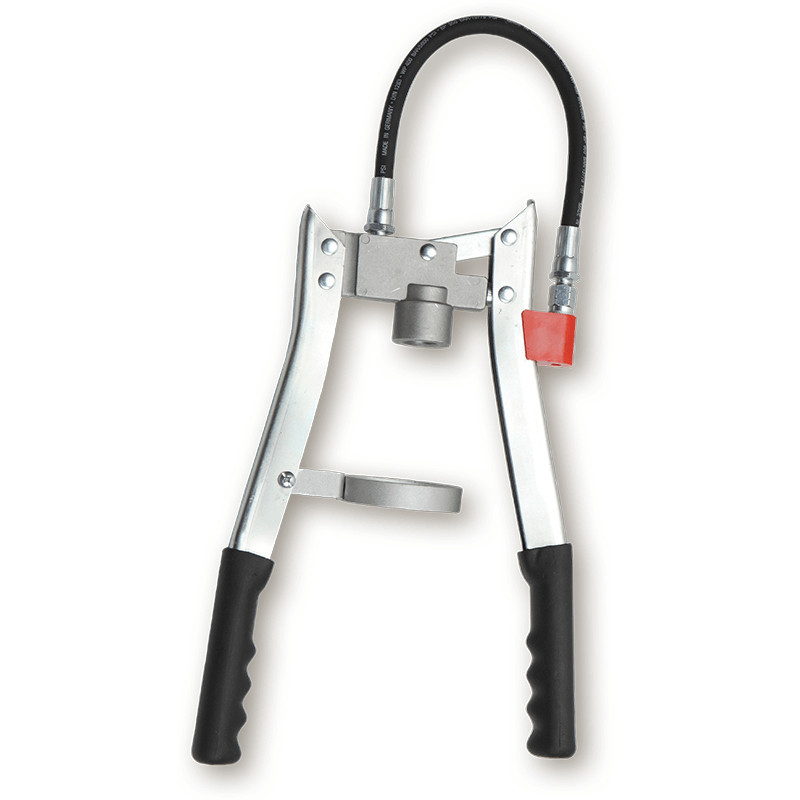 High Pressure Two Handed Lever Type Grease Gun eco