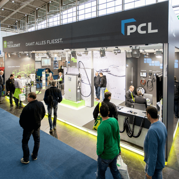 TECALEMIT's stand at AGRITECHNICA 2013